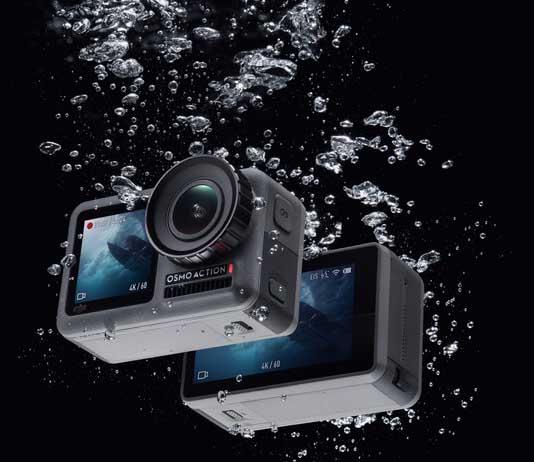 DJI presenta unha das cámaras deportivas máis completas do mercado