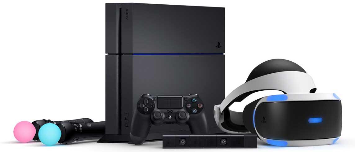 A PS4 supera os 70 millóns de unidades vendidas