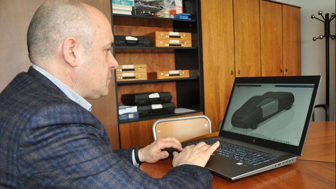 As enxeñarías da UVigo impulsarán a industria do automóbil cun coche virtual