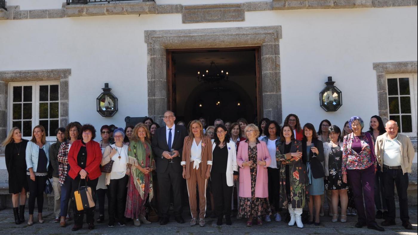 A UVigo e a Deputación de Pontevedra póñense en pé de loita contra o machismo dixital
