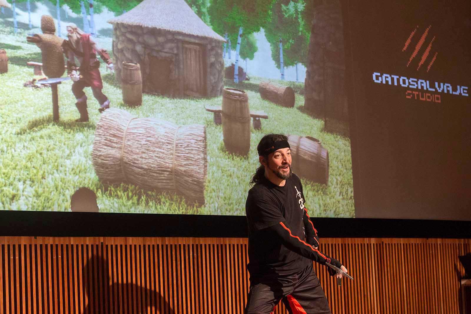 Gato Salvaje presenta o seu novo proxecto: The Waylanders