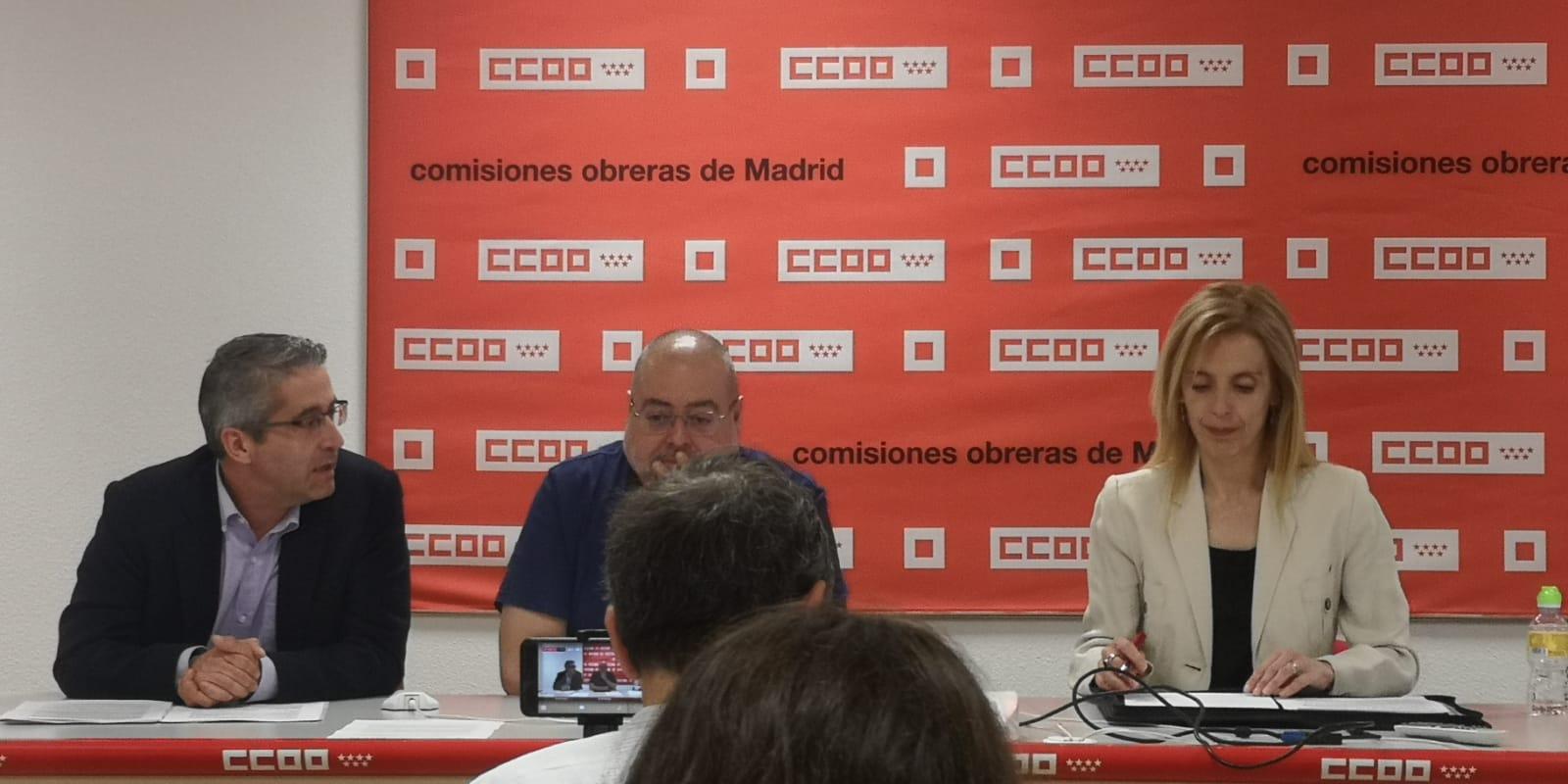 A UCGAL fai un chamamento en Madrid a prol dunha maior divulgación dos nosos dereitos dixitais