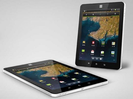 Smart Devices SmartQ T10 Tablet Windows 7