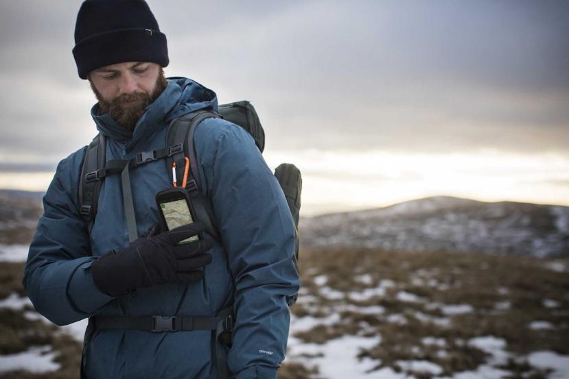 Land Rover Explore, el nuevo smartphone para aventureros